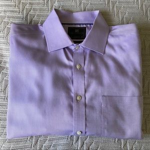 Marks and Spencer purple button down shirt size 17